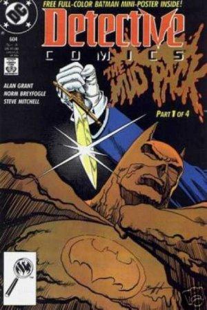 Batman - Detective Comics # 604