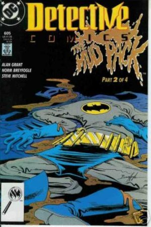 Batman - Detective Comics # 605