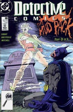 Batman - Detective Comics # 606