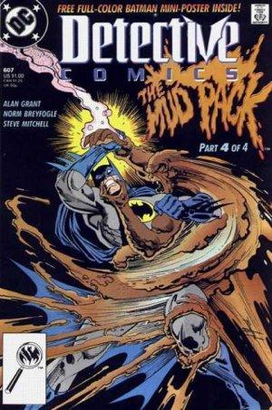 Batman - Detective Comics # 607