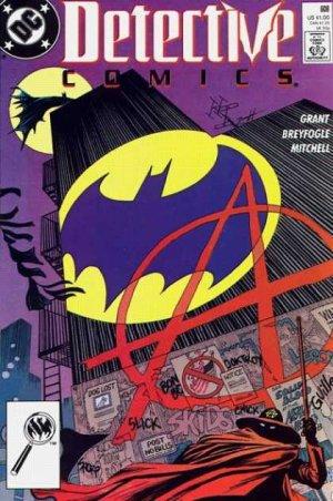 Batman - Detective Comics # 608