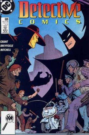 Batman - Detective Comics # 609