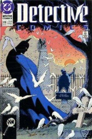 Batman - Detective Comics # 610
