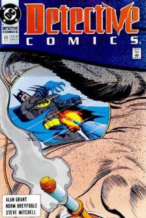 Batman - Detective Comics # 611