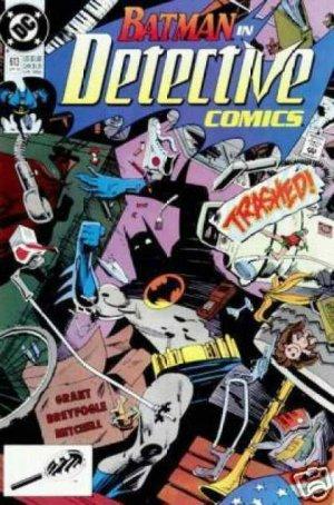 Batman - Detective Comics # 613