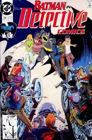 Batman - Detective Comics # 614