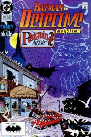 Batman - Detective Comics # 615