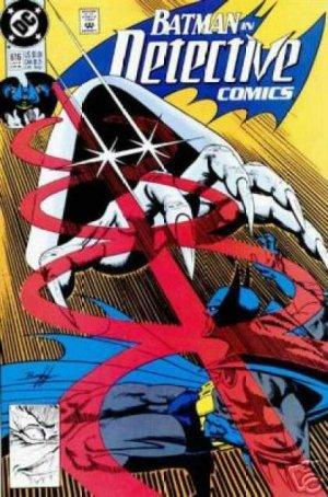 Batman - Detective Comics # 616