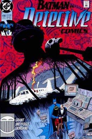 Batman - Detective Comics # 618