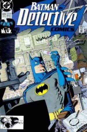 Batman - Detective Comics # 619