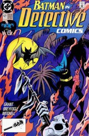 Batman - Detective Comics # 621
