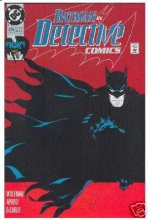 Batman - Detective Comics # 625
