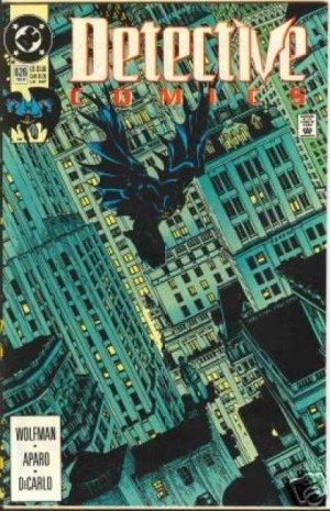 Batman - Detective Comics # 626