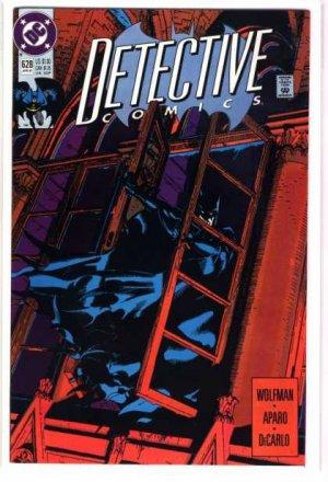 Batman - Detective Comics # 628