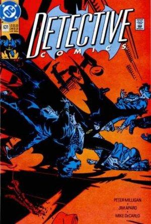 Batman - Detective Comics # 631