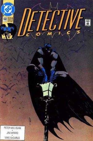 Batman - Detective Comics # 632