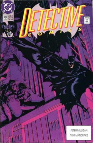 Batman - Detective Comics # 633 Issues V1 (1937 - 2011)