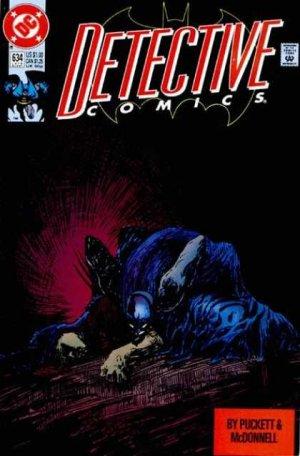 Batman - Detective Comics # 634