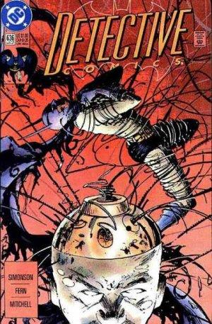 Batman - Detective Comics # 636