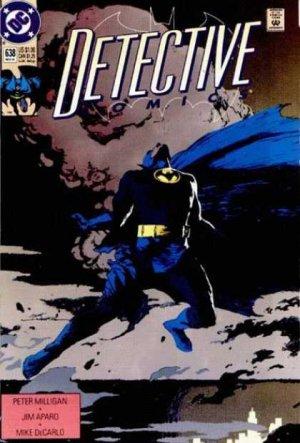 Batman - Detective Comics # 638