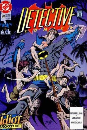 Batman - Detective Comics # 639