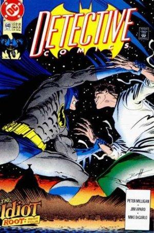 Batman - Detective Comics # 640