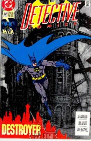 Batman - Detective Comics # 641