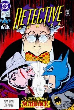 Batman - Detective Comics # 642