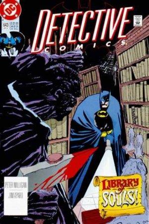Batman - Detective Comics # 643
