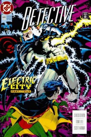 Batman - Detective Comics # 644