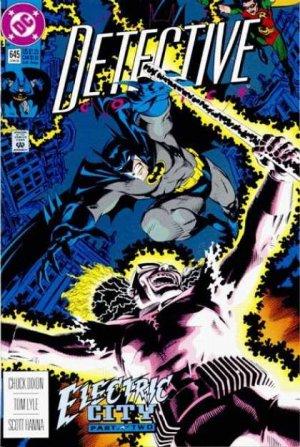 Batman - Detective Comics # 645