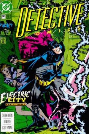 Batman - Detective Comics # 646
