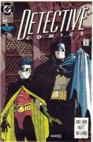 Batman - Detective Comics # 647