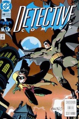 Batman - Detective Comics # 648
