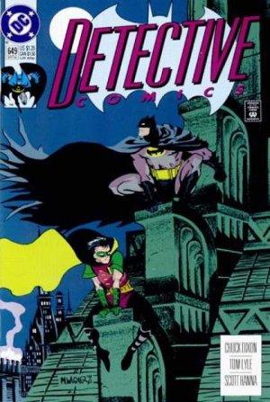 Batman - Detective Comics # 649