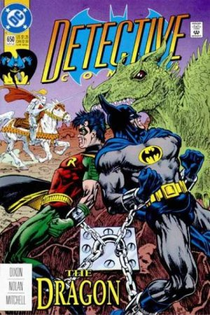 Batman - Detective Comics # 650