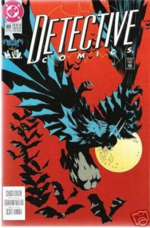 Batman - Detective Comics # 651