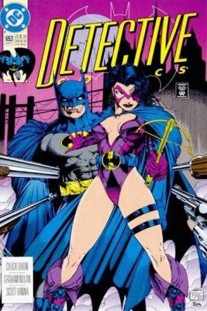 Batman - Detective Comics # 653