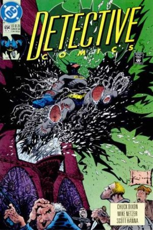 Batman - Detective Comics # 654