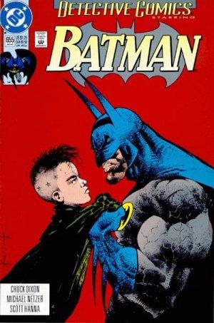 Batman - Detective Comics # 655