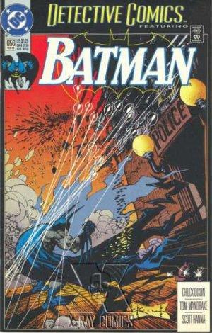 Batman - Detective Comics # 656