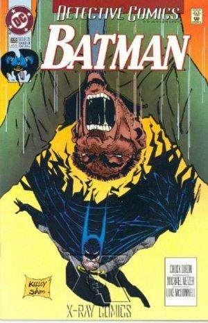 Batman - Detective Comics # 658