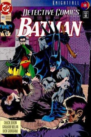 Batman - Detective Comics # 665 Issues V1 (1937 - 2011)