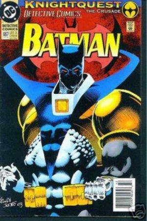 Batman - Detective Comics # 667