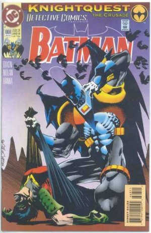Batman - Detective Comics # 668