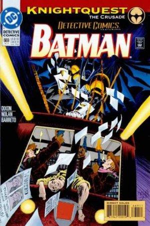 Batman - Detective Comics # 669