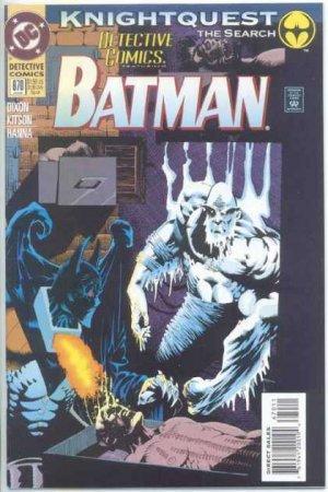 Batman - Detective Comics # 670