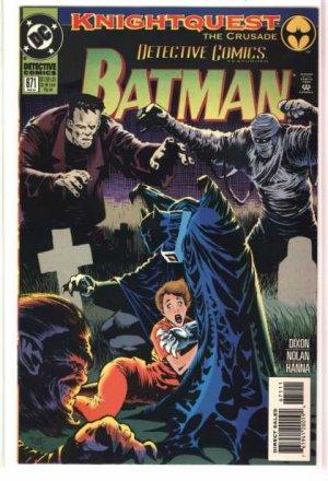 Batman - Detective Comics # 671