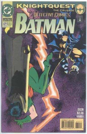 Batman - Detective Comics # 672