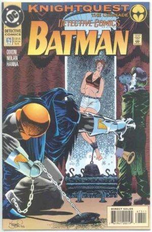 Batman - Detective Comics # 673